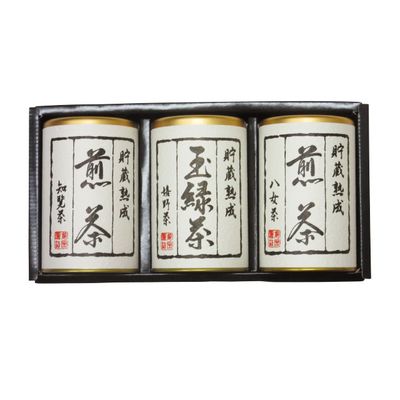 貯蔵熟成 九州銘茶詰合せ HK-50Y