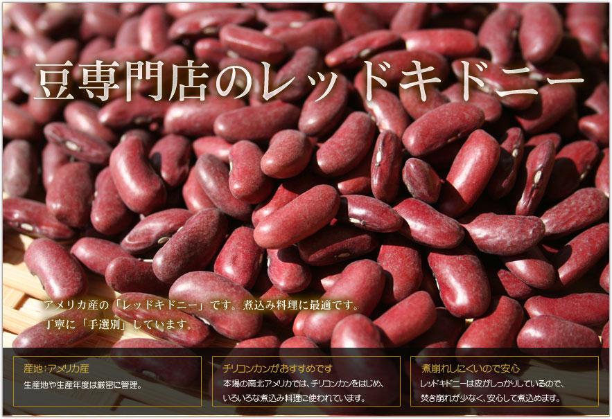豆専門店のレッドキドニー