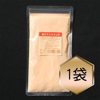 鶴の子大豆きな粉