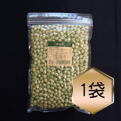 【乾燥豆】秘伝豆(R1・山形県産)