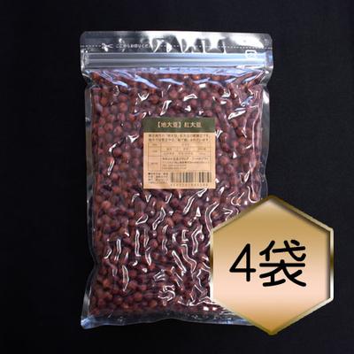 【乾燥豆】紅大豆お得セット(H30・山形県産)