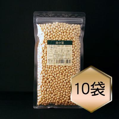 【乾燥豆】白小豆まとめ買いセット(R2・北海道産)