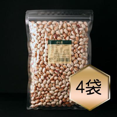 【乾燥豆】とら豆お得セット(R1・北海道産)
