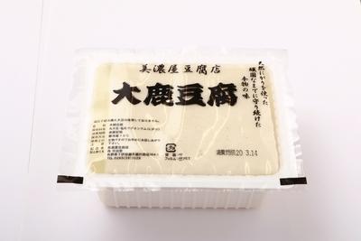 大鹿豆腐(400g)