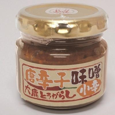 大鹿唐辛子味噌 小辛(90)