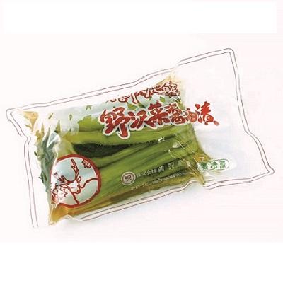 野沢菜醤油漬(400g)