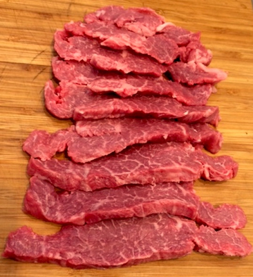 黒毛和牛A5 赤身焼肉用 1パック 150g