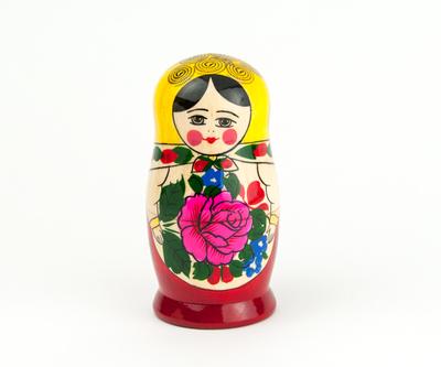 【VOLGA】マトリョーシカ クラシックロシヤーノチカ 6体組