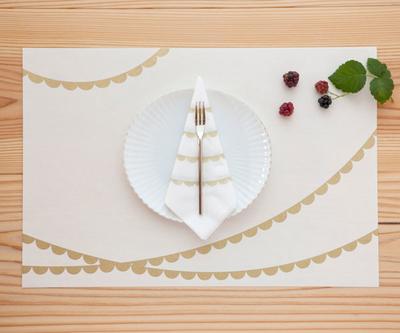 【遊ZEN】ornament テーブルマット
