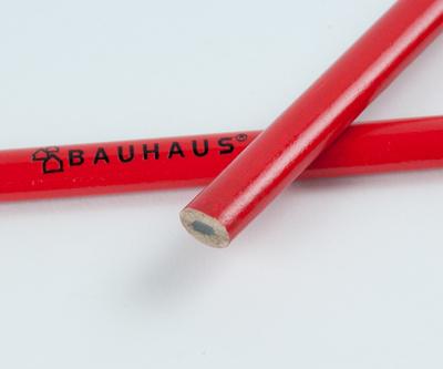【BAUHAUS】大工の鉛筆(バラ)