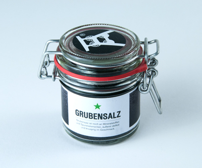 【Zollverein】鉱山ソルト