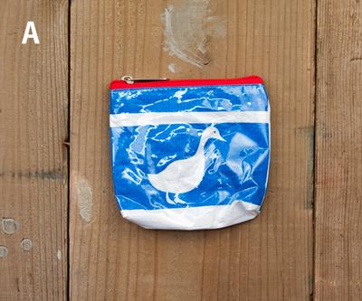 飼料袋リサイクルバッグ ポーチ S