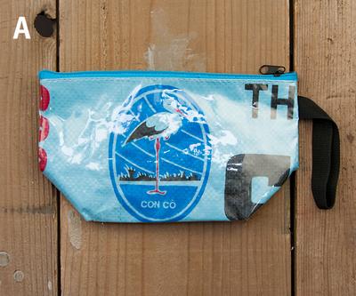 飼料袋リサイクルバッグ ポーチ L