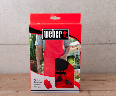 WEBER エプロン6534(並行輸入品)