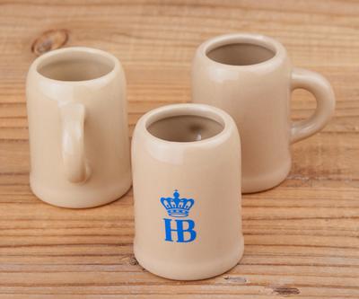 【Hofbräuhaus・ホフブロイハウス】ミニチュア・ビアマグ