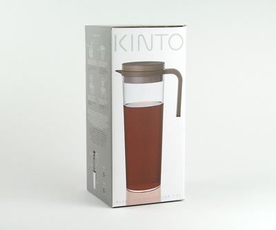 【KINTO】PLUGアイスコーヒージャグ