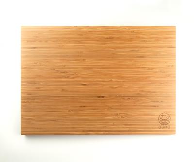 【九雲】竹のまな板 大