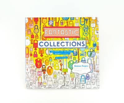 【CHRONICLE BOOKS】 ファンタスティック・コレクションズ