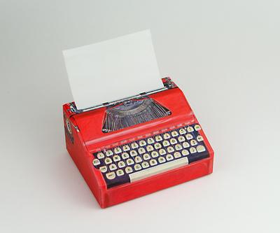 【CHRONICLE BOOKS】 タイプライター ペーパー