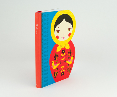 【CHRONICLE BOOKS】 マーシャ ジャーナル