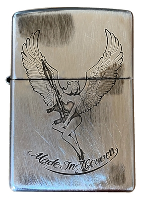 バイオハザード RE:2 Made in Heaven Zippo