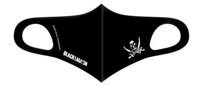 ブラックラグーンマスク ※代引き・クーポン使用不可・ネコポス配送