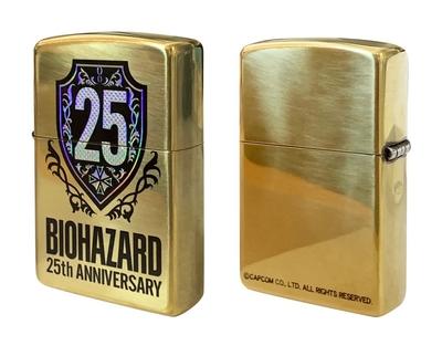 4月28日(水)発売 バイオハザード 25周年 Zippo