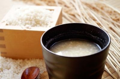 自然栽培米で作った結の手の甘酒(500g)【お試し価格】