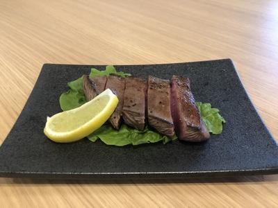厚切り牛タン塩麹焼き(約200g)