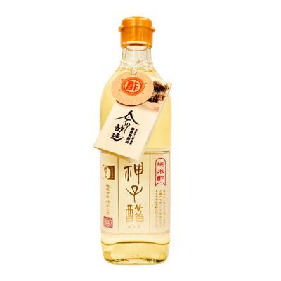 神子酢(特選能登神子原米・静置発酵純米酢)
