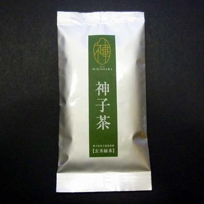 神子茶(玄米緑茶)小サイズ