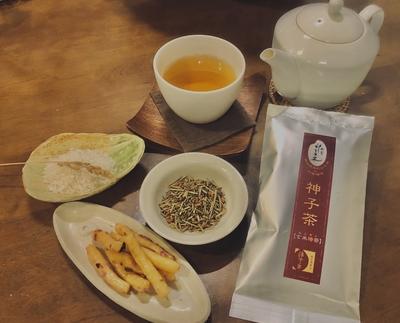 神子茶(玄米棒茶)小サイズ