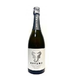 コヤマ・ワインズ メトード・トラディショネル リースリング・スパークリング ブリュット・ナチュールNV