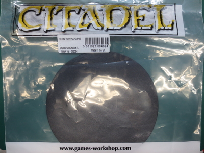 Citadel 160mm Round Base (1個入)