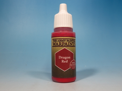 ドラゴンレッド