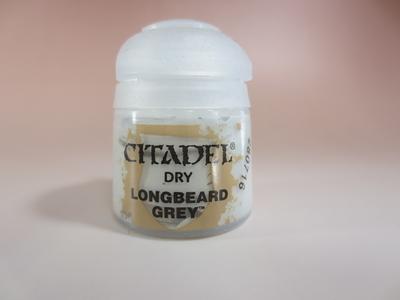 Longbeard Greyロングベアード・グレイ