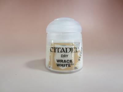 Wrack Whiteラック・ホワイト