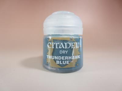 Thunderhawk blue サンダーホーク・ブルー