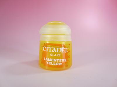 Lamentrs Yellow ラメンター・イエロー