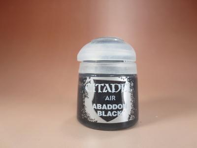 ABADDON BLACK アバドン ブラック