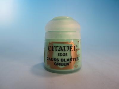 Gauss Blaster Green ガウス・ブラスター・グリーン