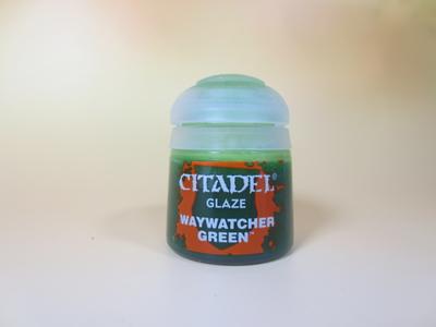 Waywatcher Green ウェイウォッチャー・グリーン