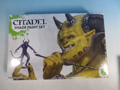 SHADE PAINT SET シェイドペイントセット