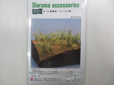 雑草・エノコロ草