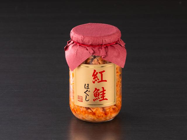 紅鮭ほぐし(ビン)
