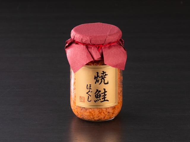 焼鮭ほぐし(ビン)