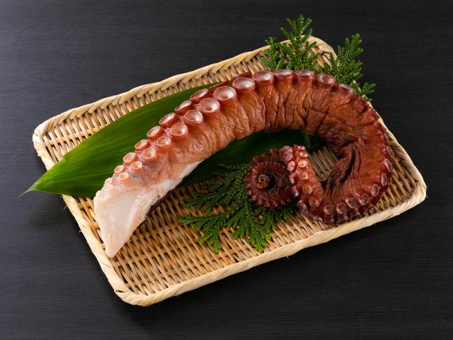 北海道産冷凍ボイルたこ足(1kg)
