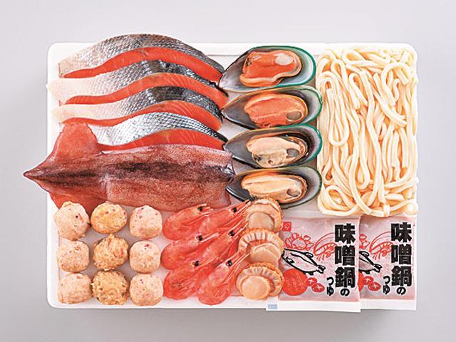 【大特価!】石狩鍋セット