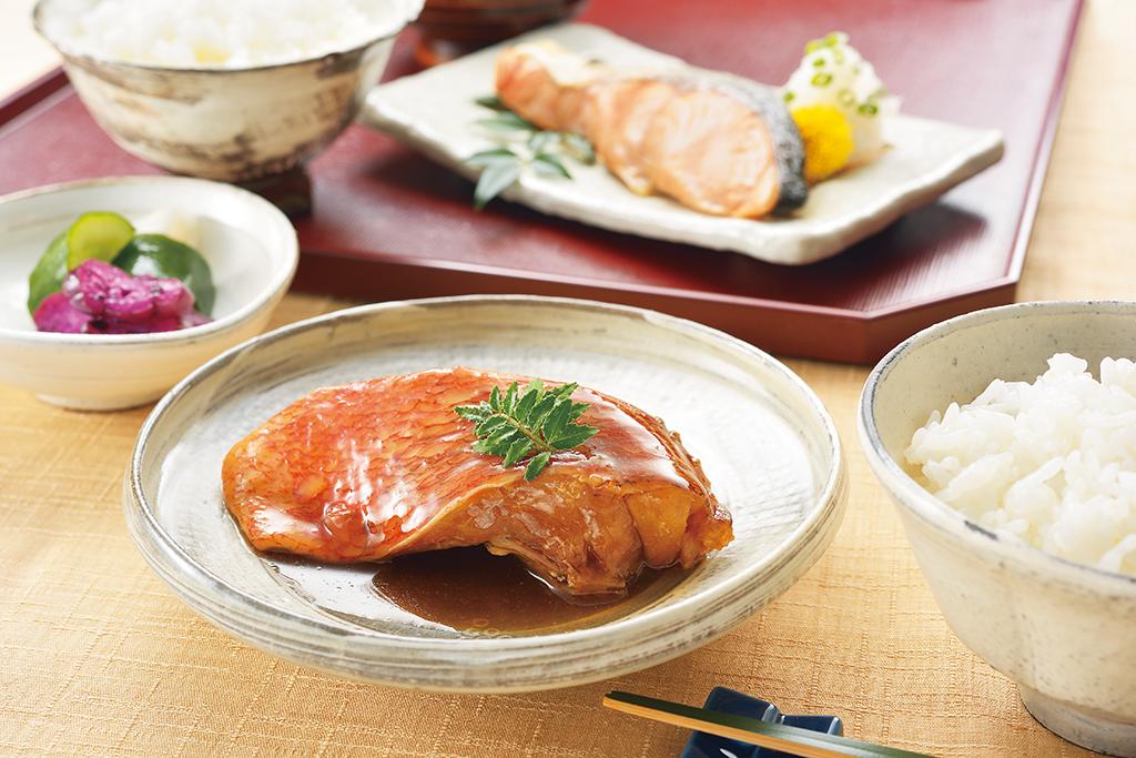 焼き魚&煮魚セット 5種10切セット