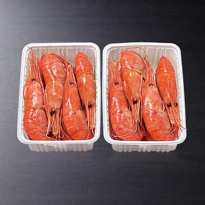 刺身用冷凍ぼたん海老メス500g(11尾入り)